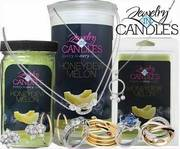 Soy Candles with a twist!!!
