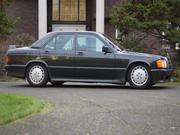 MERCEDES-BENZ 190 1986 - Mercedes-benz 190-series