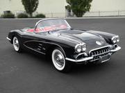 1958 Chevrolet 283 1958 - Chevrolet Corvette