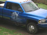 Dodge Ram 3500 V10 Magnum