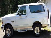 Ford 1995 Ford Bronco XLT