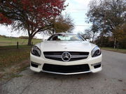 2013 Mercedes-Benz SL-Class SL63 AMG W Performance Package