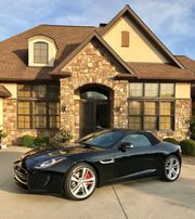 2014 Jaguar F-Type 8759 miles